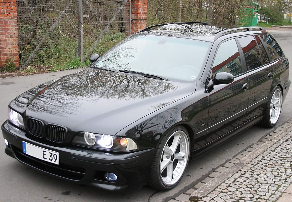 Shadowline 180 S E39 530i Touring 5er Bmw E39 Quot Touring Quot Tuning Fotos Bilder Stories