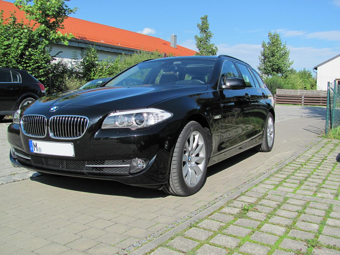 bmw fahrbericht f11 520d touring bmw drivers. Black Bedroom Furniture Sets. Home Design Ideas